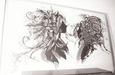 papercutting:two girls by masamisato.deviantart.com on @deviantART
