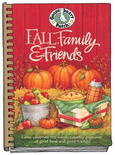 Gooseberry Patch Recipes: Honey-Kissed Acorn Squash from Fall, Family & Friends Cookbook