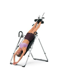 Kettler Apollo Inversion Trainer Table. Strong frame of high-precision steel tubing (tunnel tubing) with scissor joint. Quick-adjustment foot holder with safety lock. Quick setting of maximum angle of inclination. Safety system prevents accidental tilting.