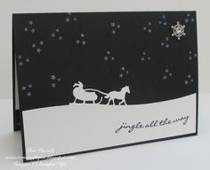 Stampin' Up! - Jingle All The Way - Quickie! ....  Teri Pocock - http://teriscraftspot.blogspot.co.uk/2015/09/jingle-all-way-quickie.html