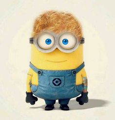 Ed Sheeran Minion! Sooo cute!!!! :)