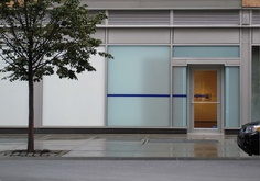 Our friend Pavel Zoubok's Gallery located at 533 west 23rd street.