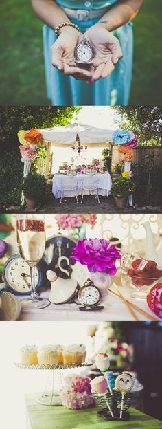 not sure I want giant flowers that look like this Boogie Wonderland, Alice In Wonderland Wedding, Mad Hatter Wedding, Mad Hatter Tea, Tea Party Wedding, Giant Flowers, Party Entertainment, Birthday Decorations, Event Decor