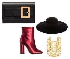 Bez tytułu #31 by ania-idziak on Polyvore featuring moda, Jill Stuart, Bally and Eugenia Kim