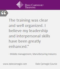 Benefit: Enhances interpersonal  and leadership skills.