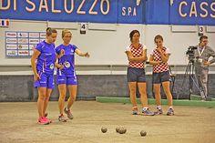 La sélection France Féminine pour le Mondial - Sport-Boules Lyonnaises…