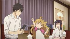 Amaama to Inazuma Episode 3 I just love Kotori's face here xD Sweetness And Lightning, Amaama To Inazuma, Still Frame, Framed Quotes, Manga List, Online Anime, Episode 3, Ghibli, Good Vibes