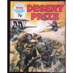 War Comic Picture Library #938 Action Adventure Fleetway