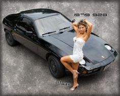 2011 High Heels & Hot Wheels 928 Calendar - Rennlist - Porsche Discussion Forums
