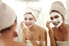 These Face Mask Recipes Work for All Skin Types