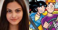 Archie TV Show 'Riverdale' Finds Its Veronica -- The CW's 'Riverdale' finds the final missing piece in its cast, with Camila Mendes taking on the role of Veronica in this 'Archie' adaptation. -- http://movieweb.com/riverdale-archie-tv-show-cast-veronica-camila-mendes/