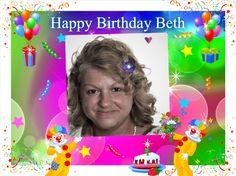 HAPPY BIRTHDAY TO MY NIECE BETH,,,4/5/17