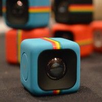 Polaroid apresenta nova câmera miniatura em formato de cubo