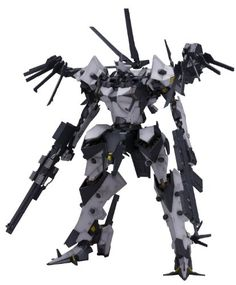 Kotobukiya Ambient Armored Core Model Kit 1/72 Scale Model Kit Stands approximately 8.5 Inch tall Import from Japan