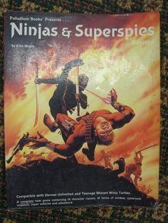 Ninjas and Superspie