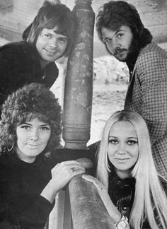 ABBA. I'm British. How can I not like this band?