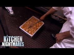 Gordon Absolutely Astonished Over Chef Making Food On The Floor | Kitchen Nightmares - YouTube Food To Make, Making Food, Kitchen Nightmares, Kitchen Flooring, Rss Feed, Foods To Avoid, Gordon Ramsay, How To Dry Basil, Rest