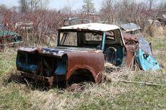 1966 International Scout Pickup