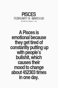 What you should know about Pisces / Pisces facts/ Pisces quotes / Pisces personality traits/ zodiac/ astrology / horoscope pisces Pisces And Aquarius, Pisces Love, Astrology Pisces, Zodiac Signs Pisces, Pisces Quotes, Pisces Woman, My Zodiac Sign, Zodiac Facts, Love Horoscope Pisces