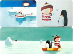 Lost and found by oliver jeffers rainbow иллюстрации