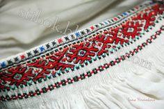 Рясовані коміри війтівських сорочок. | Життя відшиті сторінки Indian Embroidery, Folk Embroidery, Hand Embroidery Designs, Embroidery Stitches, Handbags Online Shopping, Patiala Salwar, Behati Prinsloo, Gucci Handbags, Chain Stitch