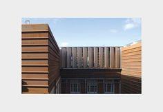 Munkenbeck & Partners finds room at the top for the Jerwood Space | Building Studies | Building Design