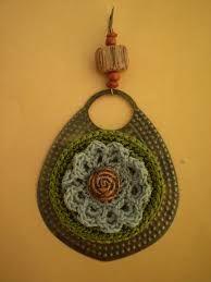 collars crochet - Buscar con Google