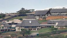 President Jacob Zuma has complied with a Constitutional Court order and repaid the State million for luxuries added to his private home at Nkandla . Democratic Alliance, South African News, Jacob Zuma, Football Pitch, New Africa, Modern Mansion, Interesting Information, New World Order, Scandal