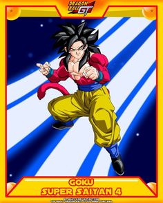 Dragon Ball GT - Super Saiyajin Vegeta Lineart & Colour By ~maffo1989 Background By *DBCProject Card Design By ~Tekilazo300 ~Raykugen,~maffo1989,~orco05 & ~dbkaifan2009