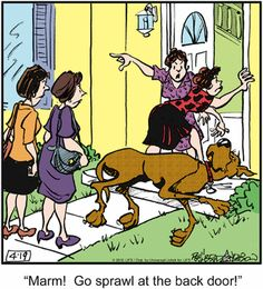 Discover more relevant information on Have a look at our internet site. Big Dogs, Cute Dogs, Cartoon Dog, Dog Cartoons, Dog Comics, Great Dane Puppy, Purebred Dogs, Losing A Dog, Calvin And Hobbes