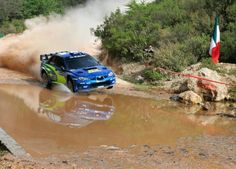 I whould be cool to build  my very own street legal rally car, based off of the Subaru Impreza WRX STI