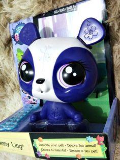 Panda Roxo Penny Ling Littlest Pet Shop  Brechó Online Site: https://brechopuroluxo.wixsite.com/loja Retirada: Campinas-SP (Jardim Myriam, Alphaville/Jardim Santana/São Quirino/Primavera/Taquaral) Demais localidades: via correio, pagamento Depósito/Pagseguro  #brecho #brechocampinas #brecholuxo #desapego #desapega #enjoei #roupas #vestidos #sapatos #bazar #loja