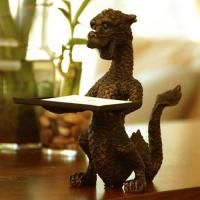 Dragon Business Card Holder