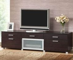 TV Stands for Bedroom – Many families today have more than one TV that is usually set up as second TV in the bedroom. Bedroom, however, may not have enough space for TV and furniture than other rooms. TV is still fragile, so if it has not been put in the right media, it can fall and break. Wiring electronic equipment at the sight can also be a cause of irritation, because it makes your bedroom anarchy and chaos, hardly conducive to a calm atmosphere. Consider using TV stand in the rooms…