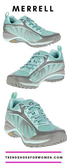 44c3c4865 Keep your feet feeling good in long days with mesh lining. Merrell is the  best hiking shoes for women.