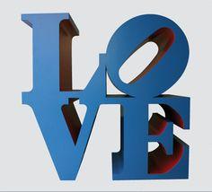 Love blue