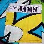 ha ha...jams shorts!!