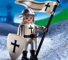 $17.97 Playmobil Crusader  From PLAYMOBIL®   Get it here: http://astore.amazon.com/toys4kids09-20/detail/B0002HZKKG/184-8190908-0067731