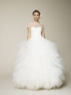 marchesa bridal - Google Search Collezione Primavera Marchesa ed7f665f56b