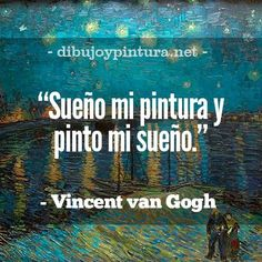 Quotes And Notes, Words Quotes, Wise Words, Art Quotes, Sayings, Vincent Van Gogh, Inspirational Quotes About Success, Art Articles, Bullet Journal Ideas Pages