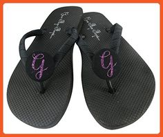 eaf47a7a25fd 11 Best Cheer flip flops by Bowlicious4me on Etsy images