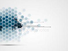 Estilo de tecnología futurista. Fondo elegante para presentaciones de tecnología de negocios — Archivo Imágenes Vectoriales © vska #77543768