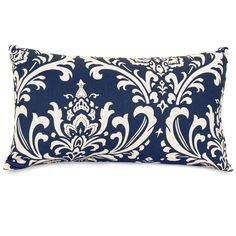 Majestic Home Goods French Quarter Indoor/Outdoor Lumbar Pillow