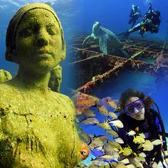 Cancun Diving Package 3