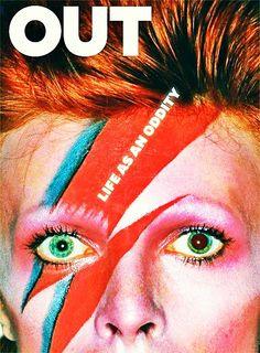 david bowie : cover magazine