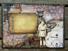 Altered & Inked: Envelope Art