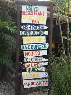 Popular Pix in Santa Teresa Costa Rica