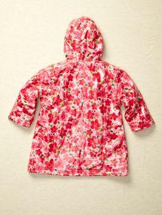 Printed Rain Coat by PluiePluie Rainwear on sale now on #Gilt.