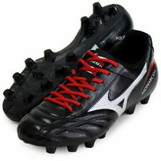 c32b95da Advertisement(eBay) Mizuno JAPAN MONARCIDA 2 FS MD Wide Soccer Football  Shoes P1GA1723 Black