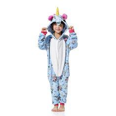 f734f14266a1 13 Best Blue unicorn onesie images